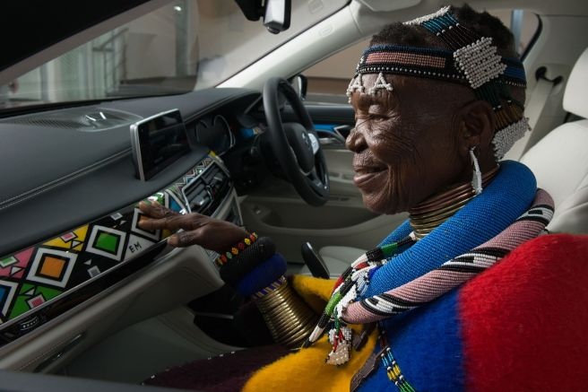 Esther Mahlangu (1)