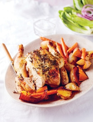 Roast Chicken & Vegetables