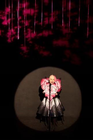 Costume Floris Louw. Picture: Lorinda van den Berg