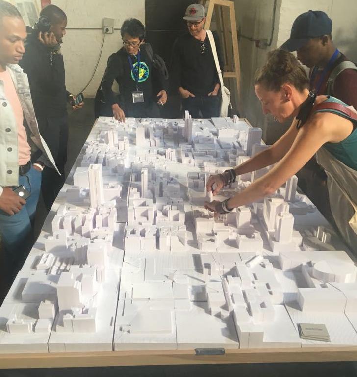 3D image of Printout of Pretoria