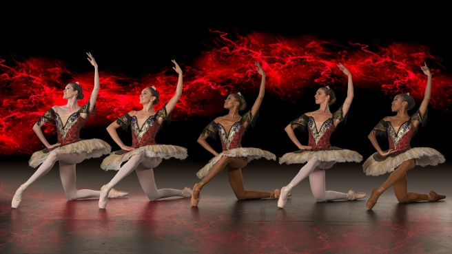 Joburg Ballet_members of the company in Fire & Ice_photo Lauge Sorensen_6_Med Res
