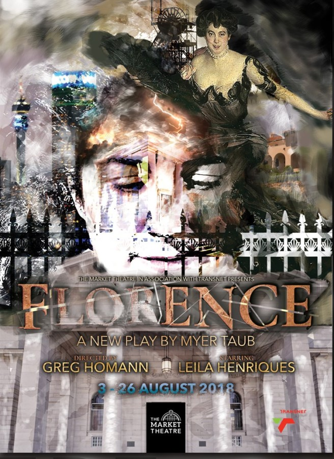 Florence Opening Night Invitation