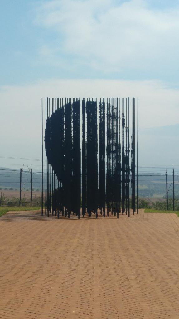 The Marco Cianfanelli monument