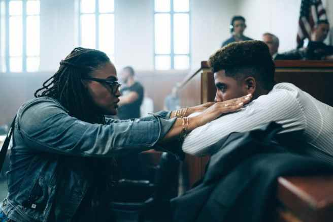 Ava DuVernay at work