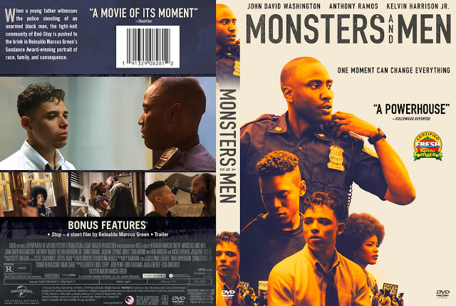 Monsters And Men DVD Cover