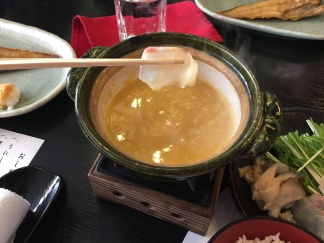 Much sought-after Tenkin broth Picture: Kanae Omote
