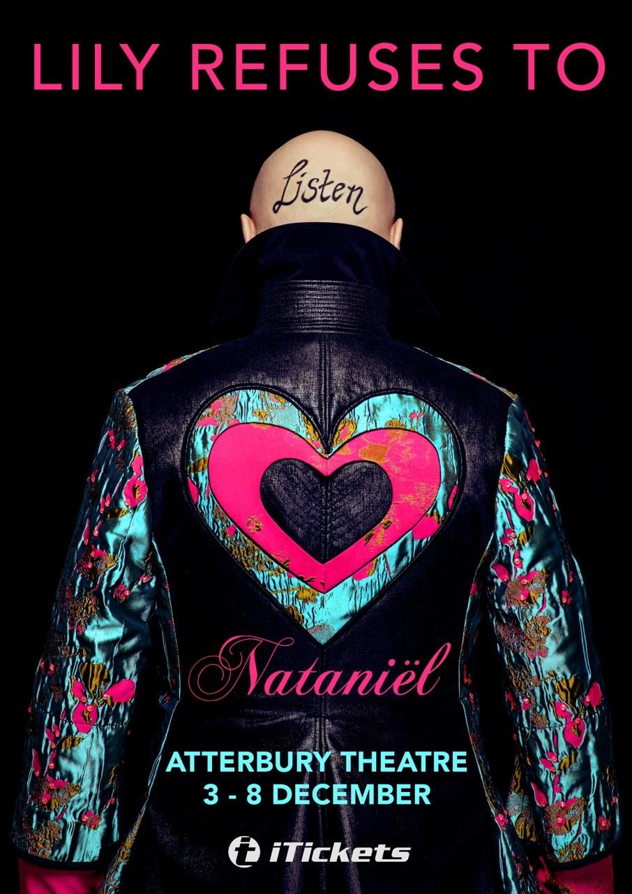 Nataniel Xmas poster