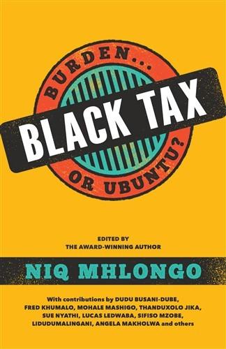 Black Tax bk