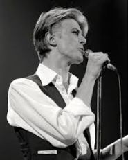 David Bowie in song