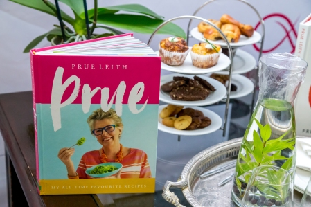 Prue Leith Cookbook