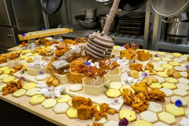Prue Leith dessert