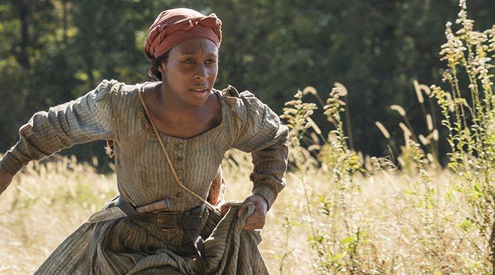 Harriet starring Cynthia Erivo