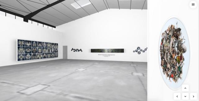 KKNKBarbara Wildenboer in die 3D Virtuele Galery 2